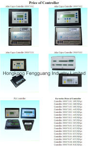 PLC Elektronikon Controller Atlas Copco Air Compressor Screw Parts pictures & photos