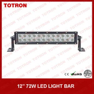 Totron Offroad LED Light Bar with 3W Epistar LEDs (TLB4072) pictures & photos