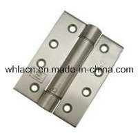 Stainless Steel Bearing Wooden Pivot Butt Hinge (Precision Casting) pictures & photos