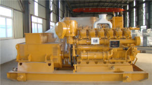 China Supplier Biomass Engine Generator Gas Generator Sets Electric Power Generator Price pictures & photos