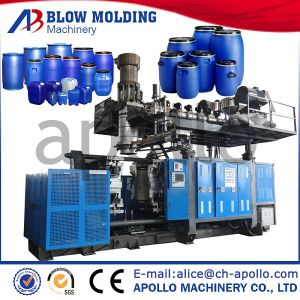 High Quality 230L Plastic Chemical Barrel Makiing Machine pictures & photos
