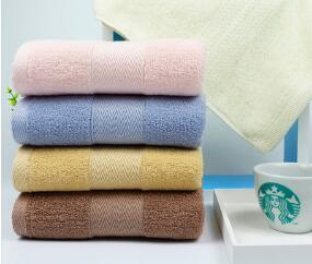 Top Quality 100% Pure Cotton Towel on Sale