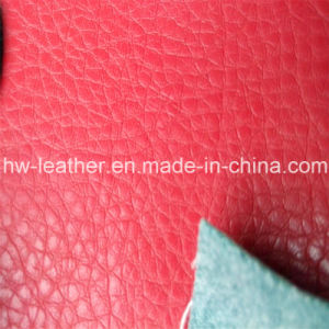 High Quality Car Seat PU Leather Hw-101 pictures & photos