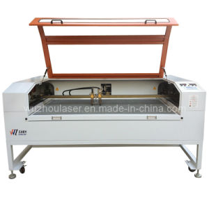 Leather Fabric Cloth CO2 Laser Cutting Engraving Machine (WZ16090D)