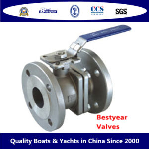 DIN JIS Stainless Steel Ball Valve pictures & photos