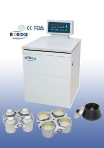 High Capacity Refrigerated Centrifuge (DL-5M) pictures & photos