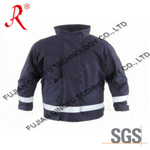 New Winter Waterproof Reflective Safety Jacket (QF-536) pictures & photos