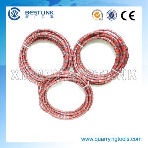 Long Life 8.8mm Diamond Wire for Cut Block pictures & photos