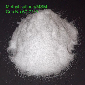 Food Additive: Methyl Sulfone/Msm/CAS No. 67-71-0 pictures & photos