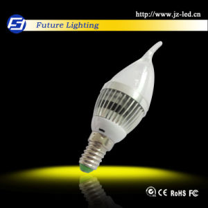 E27 E14 E10 (3W SMD2835) Cheap Price LED Candle Light (FY-LZ2001 -3W)
