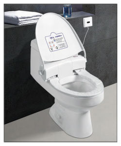 Automatic Toilet Seat Th-9302 Wall Sensor Activited