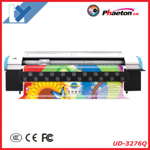 3.2m Phaeton Solvent Printer (UD-3276Q) with Spt510 Head pictures & photos