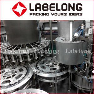 Automaic Glass Bottle Fruit Juice Bottling Machine/Plant/Equipment pictures & photos