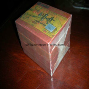 Cheap Price Automatic Cigarette Box Cellophane Wrapping Machine pictures & photos