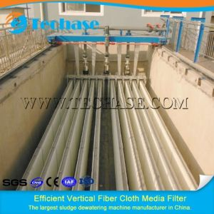 Verical Fiber Cloth Media Filter pictures & photos
