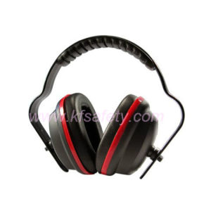 Good Quality 33dB Hearing Protection ABS Headband Earmuff pictures & photos