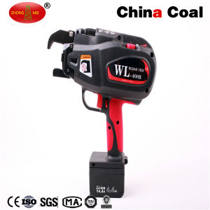Electronic Controlled Unit System Steel Tying Machine Wl-400b pictures & photos