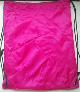 Drawstring Backpack Oxford Fabric Bags for Sports (FLN-9067) pictures & photos