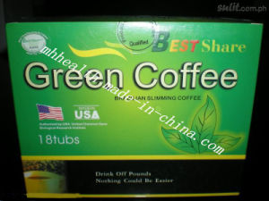Best Share Green Coffee 18packs (MH-221) pictures & photos