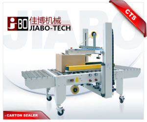 Left and Right Drive Sealing Machine Semi-Auto Carton Sealer Manual Carton Sealer   (CTS-50) pictures & photos