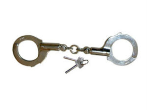 Handcuffs / Police Handcuff/ Police Equipment (SDHA-A1) pictures & photos