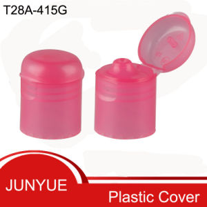 (T28A-415G) High Quality Plastic Lotion Bottle Cap pictures & photos