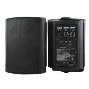 Wall Speaker Outdoor Mount Speaker Box with Amplifier (B106-5A) pictures & photos