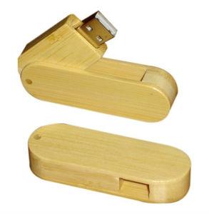 Swivel Wooden USB (WU-03)