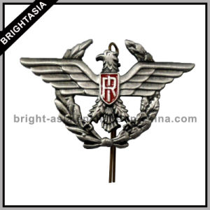 Antique Plating Metal Pin for Police Badge (BYH-10724) pictures & photos