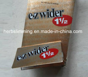 Glod E-Zwider 1 1 2 Cigarette Smoking Rolling Paper 24 Booklets 24 Leaves 78mm*70mm pictures & photos