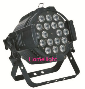 RGBW High Power 3wx54 Waterproof PAR Lamp Disco Decoration Stage Light DJ Party pictures & photos