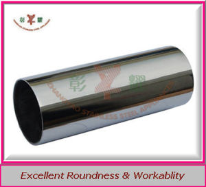 Stainless Steel Tube with 600 Grit Finish pictures & photos