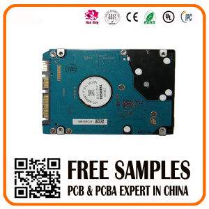 High Frequency PCB Board Assembly for Computer Disk