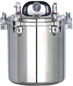Autoclave 12L, Portable Pressure Steam Sterilizer Hot Sale Cheap pictures & photos