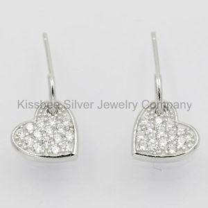 Fine Jewelry, Silver Jewelry, Silver Jewelry Earrings (KE3072) pictures & photos