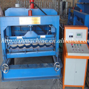 Roof Glazed Tile Color Sheet Rolling Forming Machine pictures & photos