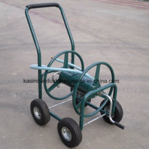 High Quality Garden Rolling Hose Water Reel Cart for Farming pictures & photos