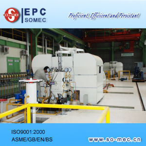 Extraction Condensing Type Steam Turbine Generator pictures & photos