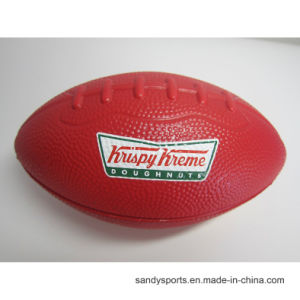 Best Selling Cheap Gifts PU Stress American Football pictures & photos