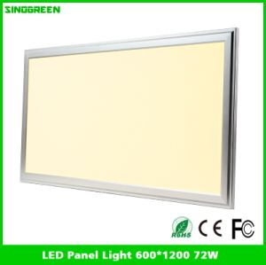 Flat LED Panel Lights 72W (LJ-6001200-72W)