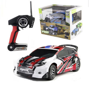 Wl 1: 18 4WD Full Scaled 2.4G High Speed RC Model Car on-Road Racing