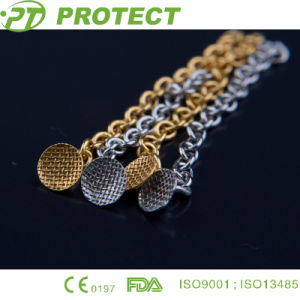 Dental accessory Orthodontic Button Chain with Two Colors pictures & photos