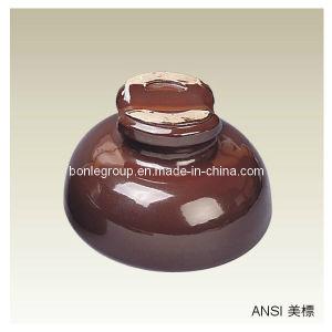 ANSI 55-3 Porcelain Pin Insulator