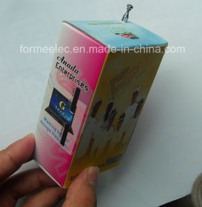 FM Mini Radio Promotional Electronics Gift Milk Cans Radio pictures & photos