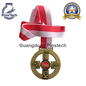 Custom Die Cast Medal From Factory Direct Source, Low Freight pictures & photos