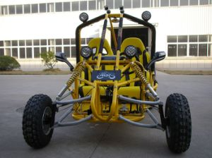 Big Horse Power Engine Two Seats Go Kart (KD 150GAK-2) pictures & photos