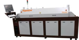 4heating Zone Reflow Oven/ SMT Soldering Oven Tr340c pictures & photos