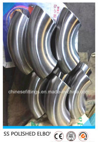 Stainless Steel Food Type Ss304 Polished Pipe Fittings pictures & photos