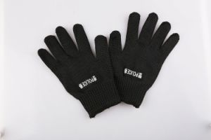 Police Cut Resistant Glove for Self Protection pictures & photos