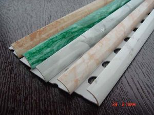 Plastic Decorative Profiles pictures & photos